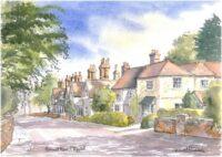 Hainault Road, Chigwell 1905