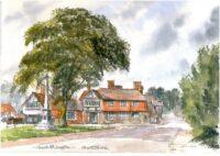 Church Hill, Loughton 1919