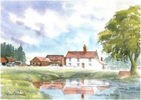 Creeds Farm, Epping 1939