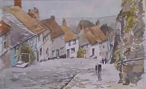 Gold Hill Shaftesbury 0194