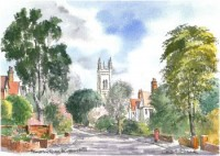 Buckhurst Hill 1944