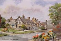 15th Century Cottages, Broadway 0198