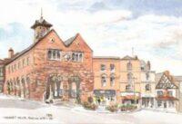 Market House, Ross-on-Wye 0223