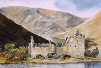 Kilchurn Castle, Loch Awe 0250