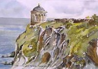 Mussenden Temple, Downhill 0264