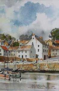 Crail Harbour, Fife 0267