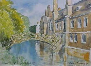 Mathematical Bridge, Cambridge 2695
