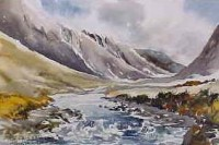 Glencoe, Scottish Highlands 0287