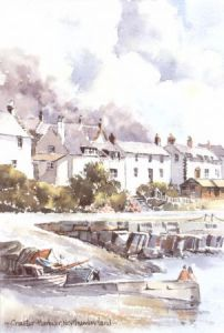 Craster Harbour 0294