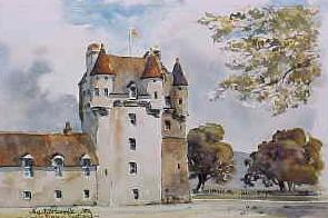 Castle Fraser 0302