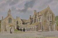Sherborne Abbey 3061