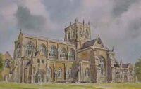 Sherborne Abbey 3068