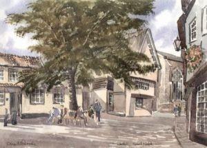 Elm Hill, Norwich 3070