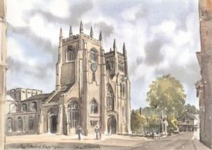 Cathedral, Kings Lynn 3071