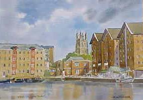 Gloucester Docks 3077