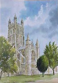 Gloucester Cathedral 3079