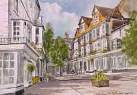 Bath Square, Tunbridge Wells 3089