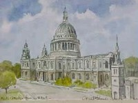 St Paul's Cathedral 3090