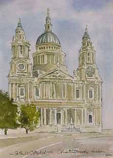 St Paul's Cathedral 3091
