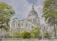 St Paul's Cathedral 3093