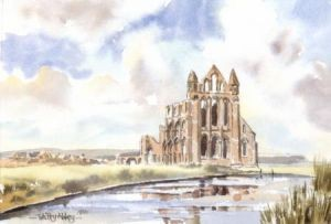 Whitby Abbey 0311
