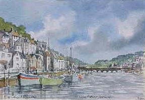 Looe Harbour 3137