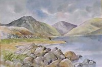 Wastwater, Lingmell 3173