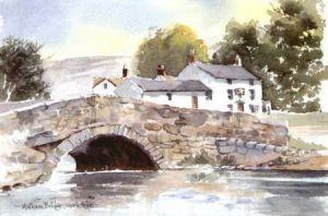 Malham Bridge 0324