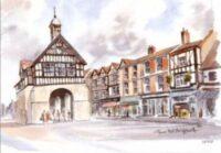 Town Hall, Bridgnorth 0328