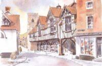 Guildhall, Much Wenlock 0330