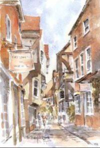 The Shambles, York 0332