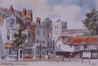 Market Square, Waltham Abbey 0340