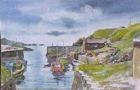 Ballintoy Harbour 3571