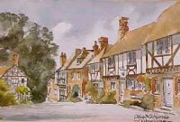 Taylor's Hill, Chilham Village 0359