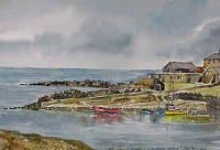 Portballintrae Harbour 3598