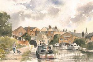 Chesterfield Canal, Retford 0360