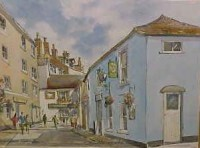 Fore Street, Salcombe 3710
