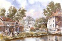 Tissington Village 0373