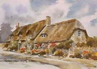 Cottages, Chipping Campden 0375