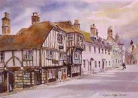Lewes High Street 0392