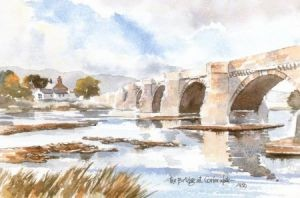 Bridge at Corbridge 0415