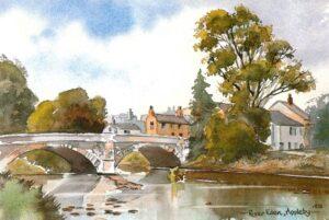 River Eden, Appleby 0427