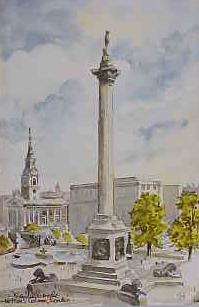 Nelson's Column 0458