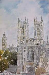 Westminster Abbey 0459