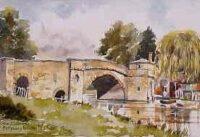 Halfpenny Bridge, Lechlade 0468