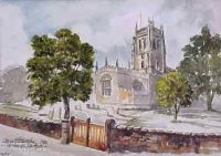 St Mary's, Fairford 0470