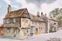 Market Place, Fairford 0471