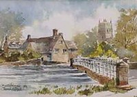 The Mill, Fairford 0473