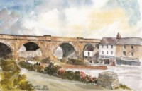 The Viaduct, Mansfield 0475