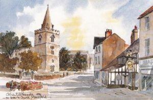 St Peter's Church, Mansfield 0476